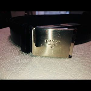Prada belt- Women's Size XS